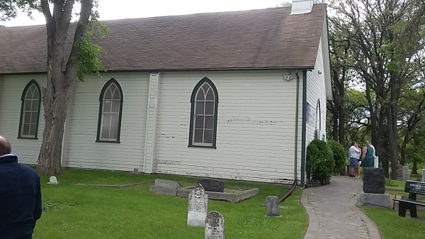 St. James Heritage Church Season Openning Service - June 25, 2017